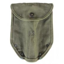Чехол (сумка) для складной лопаты армии США WW II оригинал