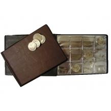 "Монетник карманный ""Юбилейка"" на 72 монеты диаметром до 40 мм"