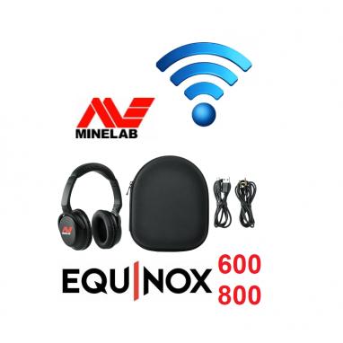 Беспроводные наушники Minelab для Equinox 600/800
