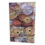 """Альбом (монетник) на 72 монеты с ячейками разного размера (комби). """"Суперобложка"""" (Монеты)"""