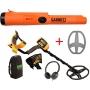 Металлоискатель Garrett Ace 350 (euro) RUS полная комплектация + Garrett Pro-Pointer AT+ Пластиковый чехол для катушки 8,5х11 (защита катушки)