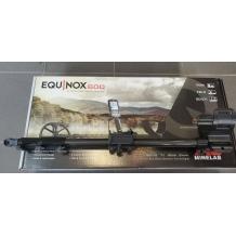 Телескопическая карбоновая штанга для металлоискателей Minelab Equinox 600 / 800