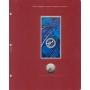 Альбом-каталог для юбилейных и памятных монет России: том III (с 2019 г.)