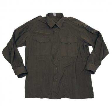 Полевая рубаха Австрийской армии, олива, секонд