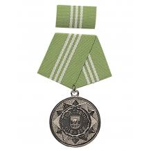 "Медаль ГДР MDI MEDAL ""F. FAITHFUL SERVICES"" SILB.10J. в упаковке новая"