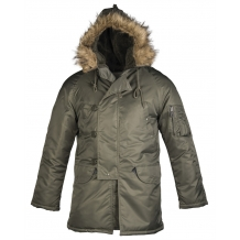 """Куртка парка зимняя """"N3B Аляска"""" MIL-TEC"""