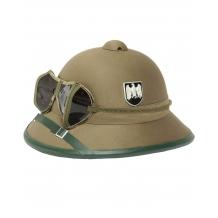 Копия тропического шлема пробковый Вермахт