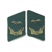 Петлицы армии ГДР Offz.