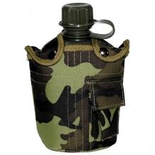 Фляга США 1 литр M 95 CZ tarn, BPA-frei