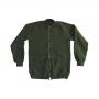 Куртка флисовая Британской армии олива б/у