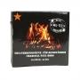 Топливо сухое, картридж для грелки каталитической (20 кусочков, уголь)