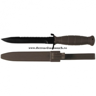 "Нож ""Osterr. Bh feldmesser -2"" олива"
