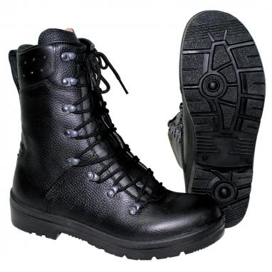 Военные ботинки армии Бундесвер BW модель 2007, новые, подошва из вулканизированной кожи, ОРИГИНАЛ