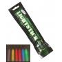 Светящаяся палочка, цвет оранжевый, 15х150 мм