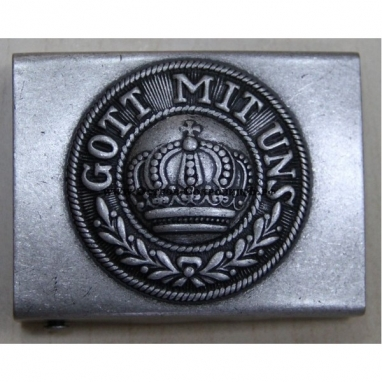 Пряжка Gott Mit Uns обр. 1916/1918 гг., Германская империя