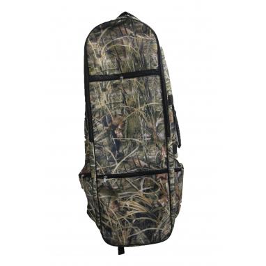 Рюкзак кладоискателя, с отсеком для лопаты, сухая трава