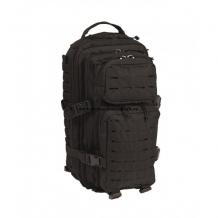 """Тактический рюкзак США """"лазерная резка"""" чёрный"""