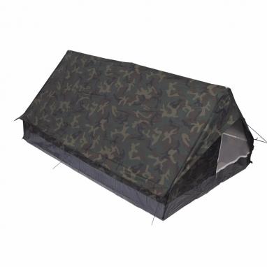"""Палатка """"Minipack"""", 2-х человек, woodland, 213x137x97cm"""