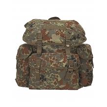 Рюкзак BW rucksack cotton IMP. flecktarn