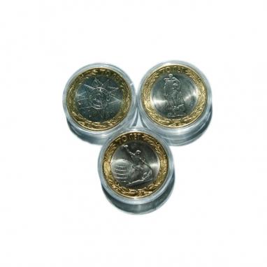 Капсула для монет 27 мм