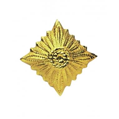 Золотой ромб (звезда) на погоны армии ГДР
