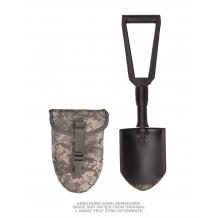 Складная лопата армии США gerber E-tool с чехлом, оригинал, б/у