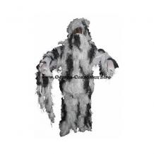 """Маскировочный костюм """"леший"""", камуфляж снег (зима)"""