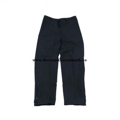 Непромокаемые брюки армии Британии чёрные