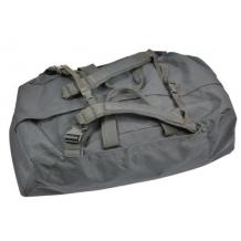 Сумка-рюкзак армии Голландии (Нидерланды), чёрная, б/у