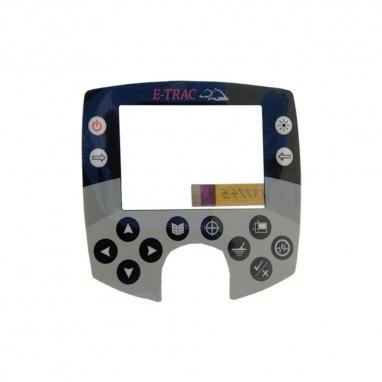 Клавиатура для металлоискателя minelab E-Trac
