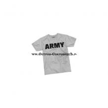 "Футболка серая ""Army"""