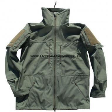 Куртка Leo Kohler Tactical Jacke, олива