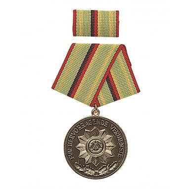 Медаль за достижения в МВД 3 ст. ГДР