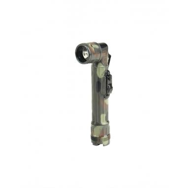 Угловой светодиодный фонарик США, маленький (2AA) FLECKTARN