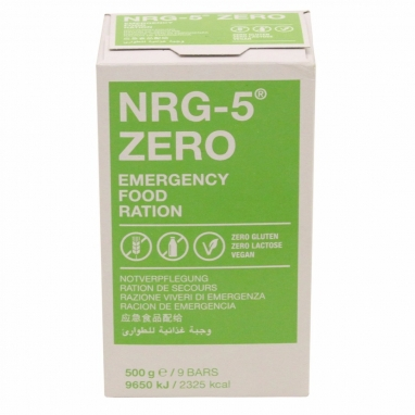 Аварийный запас nrg-5, ZERO, упаковка 500 гр.