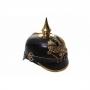 Прусский солдатский кожаный пикельхауб