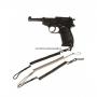 Шнур пистолетный страховочный спиральный