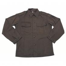 Австрийская полевая рубаха BH, тип 75, олива, б/у