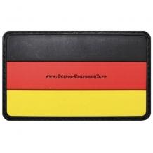Флаг Германии велкро (на липучке), 3d, размер: 8 х 5 см