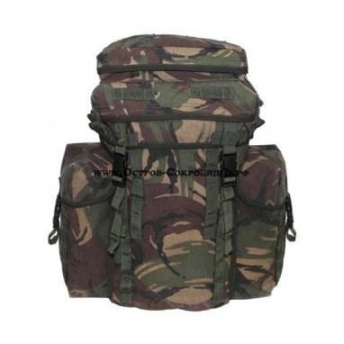 """Британский рюкзак """"Patrol"""", камуфляж DPM, секонд"""