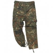 Детские брюки Us Bdu Flecktarn