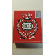 Копия сигарет OBERST Вермахта 3-й рейх
