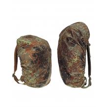 Чехол на рюкзак flecktarn до 80 л. Mil-Tec