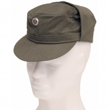 Кепка армии ГДР с кокардой, олива, оригинал, новая