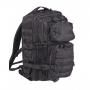 Тактический рюкзак США большой Mil-Tec черный