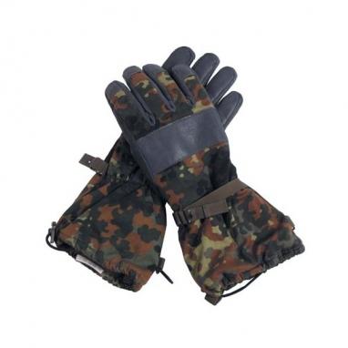 Перчатки с подкладкой с кожаной отделкой bw, оригинал