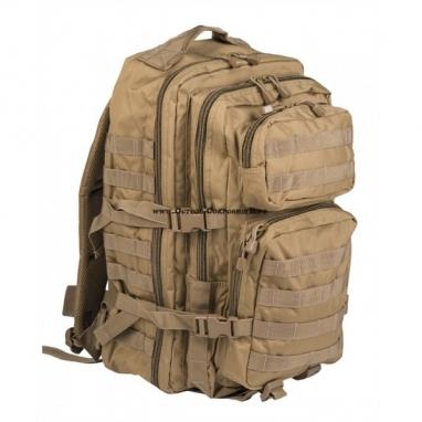Тактический рюкзак США большой Mil-Tec койот