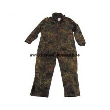 Танковый комбинезон армии Бундесвера в расцветке flectarn с подстёжкой, секонд