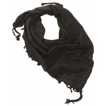 Арафатка, шемаг, (SHEMAGH) BLACK-UNI