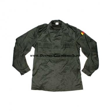 Рубаха армии Бельгии, оригинал, новая, размер 50L
